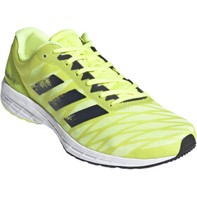 adidas Adizero RC 3 Shoes Men solar yellow/crew navy/hi-res yellow